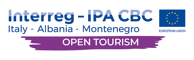 OPEN TOURISM project logo
